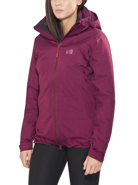 Millet LD Cross Mountain 3in1 - Chaqueta Mujer - rosa